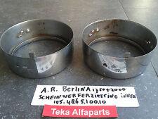 Alfa Romeo Berlina Scheinwerferzierringe Innen Satz 105.48.65.100.10