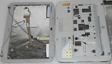 SCOCCA ACER ASPIRE 5520G 5520 LCD BEZEL BOTTOM CASE COVER TOUCHPAD POWER BUTTON
