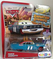 CARS - MARIO ANDRETTI - Mattel Disney Pixar