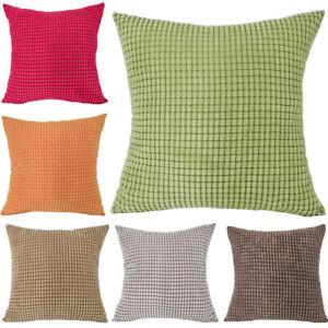 Weichen Kissenbezug stilvolle große Kissenbezüg Office Home Bett Sofa Auto Dekor