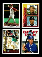 1995 Topps Traded & Rookies #1T - 165T - PICK YOUR CARDS
