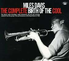 The Complete Birth Of The Cool - Miles Davis CD EMI