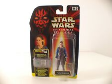 Hasbro • Star Wars Ep.1 figurine Padmé Naberrie • Talk Chip • neuf en boite