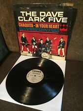 DAVE CLARK FIVE And The Playbacks 1966 Crown LP CST 473 EXC-