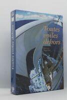 """coffret """" toutes voiles dehors """" DVD + Livre paquebots à voile bateaux mythiques"""