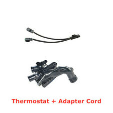 Coolant Thermostat & Adapter Cord for Citroen C4 Mini Peugeot 207 308 3008 1.6