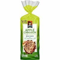 Quaker Rice Cakes, Apple Cinnamon