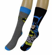 DC Batman 2 Pack Socks
