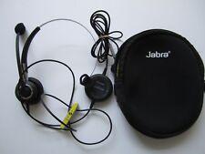 Jabra BiZ2400 USB  BT Mono Corded Headsets 2496-829-105
