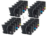 20 CARTUCCE COMPATIBILE PER BROTHER LC985 DCP-J515W MFC-J220 MFC-J410 DCP-J140W