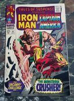 Tales of Suspense #91 Marvel Iron-Man & Captain America Comic Book CS