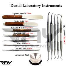 Dental Laboratory Instruments Wax & Modeling Carvers PK Thomas Carving Lab Tools