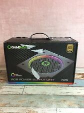 GameMax RGB-750 750W 80+ GOLD RGB Power Supply Unit