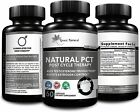 Natural Testosterone Booster, 1125 mg Hormone Balance Support for Women & Men