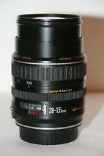 Objectif Canon EF 28-105 USM II   f/3,5-4.5 24-105 10-18 28-135 18-55 STM IS