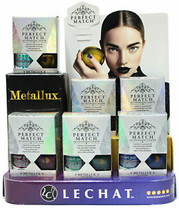 LECHAT PERFECT MATCH METALLUX GEL+LAC DUO