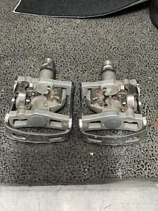 Shimano SPD Pedals PD-M324 Dual Platform / Hybrid / Flat + Clipless