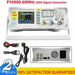 DDS Fonction Signal Source Générateur de Digital Signal Bicanal Fréquence Mètre