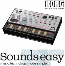 KORG VOLCA BASS - Analog Bass Synthesizer Synth + 16 Step-sequencer