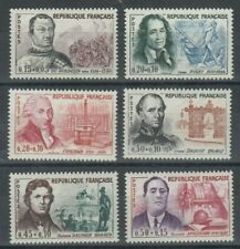 Timbres France 1961 Neufs**