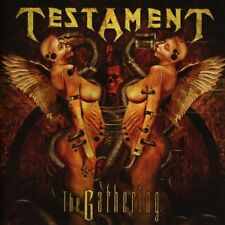 TESTAMENT - THE GATHERING (REMASTERED)   CD NEW+