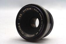 @ Ship in 24 Hrs! @ Discount! @ Fuji Fujinon-E 7.5cm f5.6 Enlargement Lens
