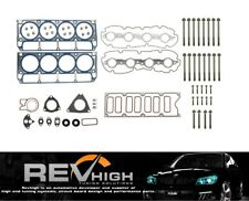 LS1 VRS Head Gasket Set Kit 5.7L Valve Regrind VT VX VY VZ V8 Bolts