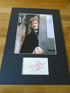 Jon Pertwee Doctor Who Genuine Signed Authentic Autograph - UACC / AFTAL.