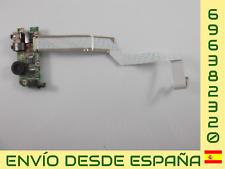 PLACA MICROFONO AURICULARES FUJITSU SIEMENS AMILO M1437G 35-2P7100-C1 ORIGINAL