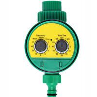 Timer temporizzatore irrigazione giardino innaffiamento programmabile automatica