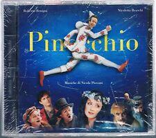 NICOLA PIOVANI PINOCCHIO CD F.C. SIGILLATO!!!