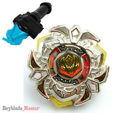 Fusion METAL Beyblade Masters BB114 Vari Ares D:D+BLUE STRING LAUNCHER+GRIP
