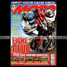 MOTO & MOTARDS N°38 SUZUKI SV 650 BURGMAN 400 GSXR 750 BANDIT 1200 HONDA CBR 900