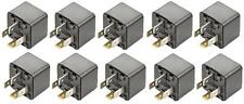 12V RELAY 4 PIN AUTOMOTIVE 30AMP RY1 CHANGEOVER X 10
