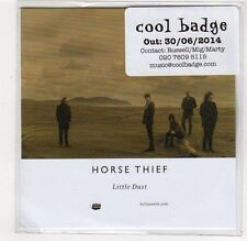(FC715) Horse Thief, Little Dust - 2014 DJ CD