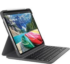 Logitech (B-Ware) Keyboard Slim Folio Case iPad Pro Gen3