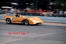 Peter Revson McLaren M8F Winner Watkins Glen Can Am Series 1971 Photograph 1