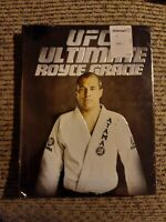 UFC: Ultimate Royce Gracie (DVD, 2011, 2-Disc Set) 337 Minutes Not Rated NIB