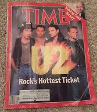 Time Magazine - U2 Rock's Hottest Ticket - April 27, 1987 (3)
