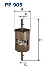 Kraftstofffilter - Filtron PP905
