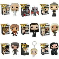 Arya Stark Daenerys Targaryen Sansa Stark Funko POP Game of Thrones with Box