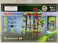 Fischertechnik Dynamic M 550tlg Rolling Action Bullet Train Motor Skills Toy