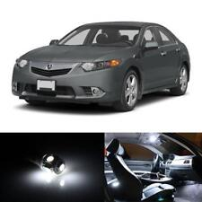 17x HID White Interior LED Lights Package Kit Fits 2009-2013 Acura TSX New