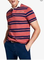 BNWT Hackett HKT LDN Rugby Shirt  - Short Sleeve Size S