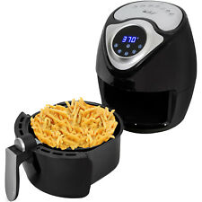 3.7QT Air Fryer Electric Digital Deco Chef for Oil Free Healthy Frying