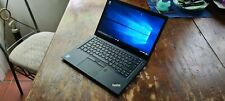Lenovo ThinkPad T470s 14 inch (256GB, Intel Core i5 6th Gen., 8GB)...