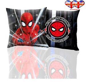 Spiderman LED Lights Cushion,Children Pillow,Official Licensed