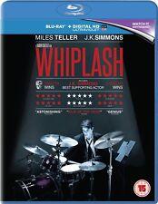 Whiplash [Blu-ray] [2015] New & Sealed