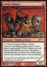 1 PROMO FOIL Goblin Welder - Red Judge Mtg Magic Rare 1x x1