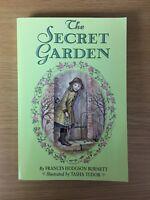 The Secret Garden by Frances Hodgson Burnett (Paperback)